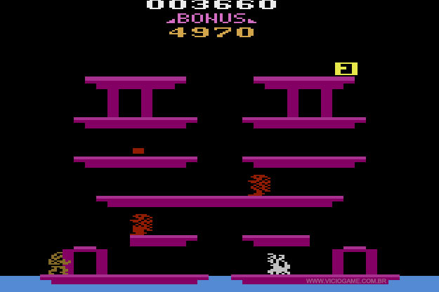 Castlevania no Atari