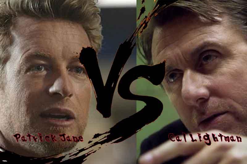 Gênios em Batalha #2: Cal Lightman x Patrick Jane