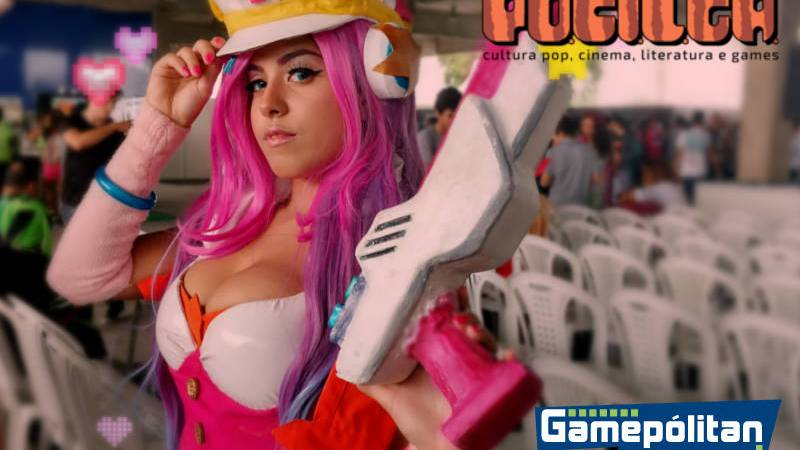 Gamepólitan 2016, cobertura especial da POCILGA
