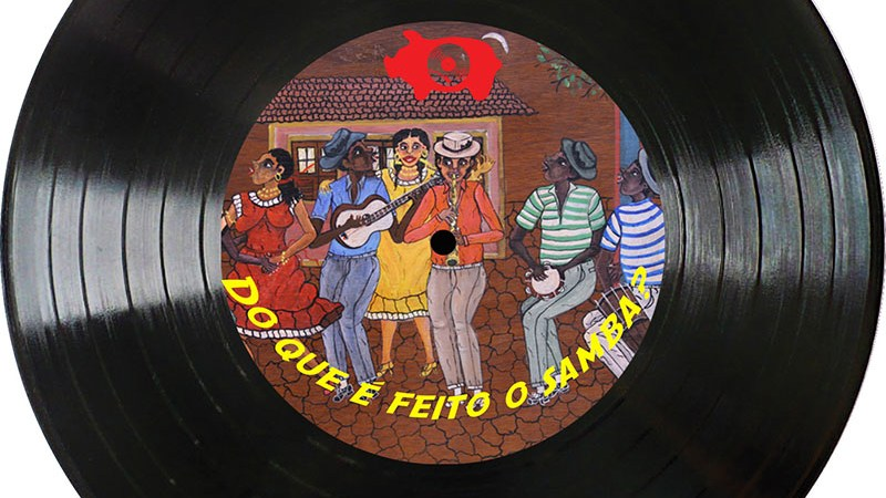 Radiola Torresmo #15 – Do que é feito o samba?