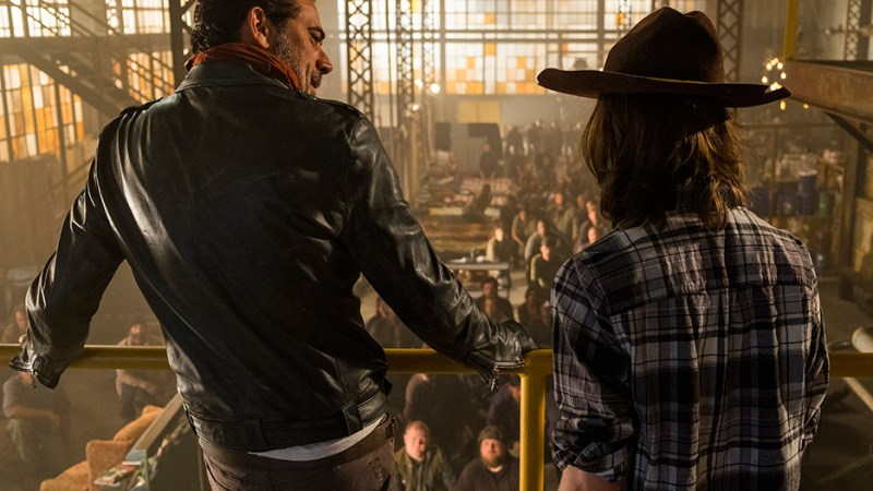 Review | The Walking Dead – 7×07: Sing me a Song