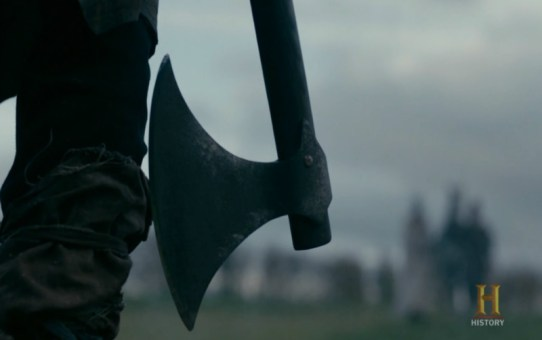 Vikings - 4x14: In the Uncertain Hour Before the Morning