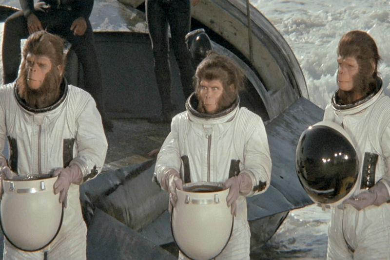 Crítica   Fuga do Planeta dos Macacos (1971)