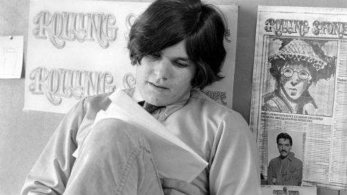 Rolling Stone: Stories From the Edge, Jann Wenner