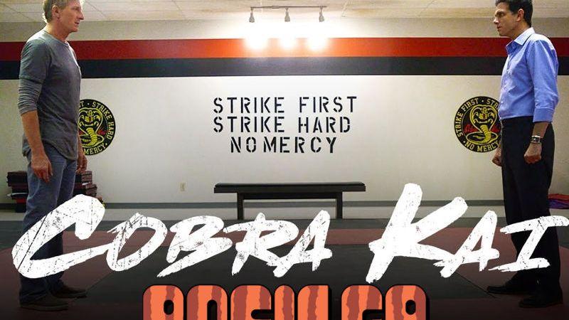 Cobra Kai - Série 1º Temporada