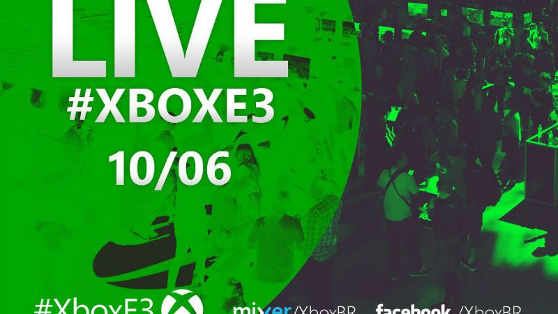 E3 2018 | Conferência do Xbox