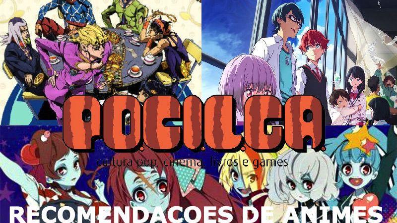 Recomendações de Animes | Temporada de Outono 2018