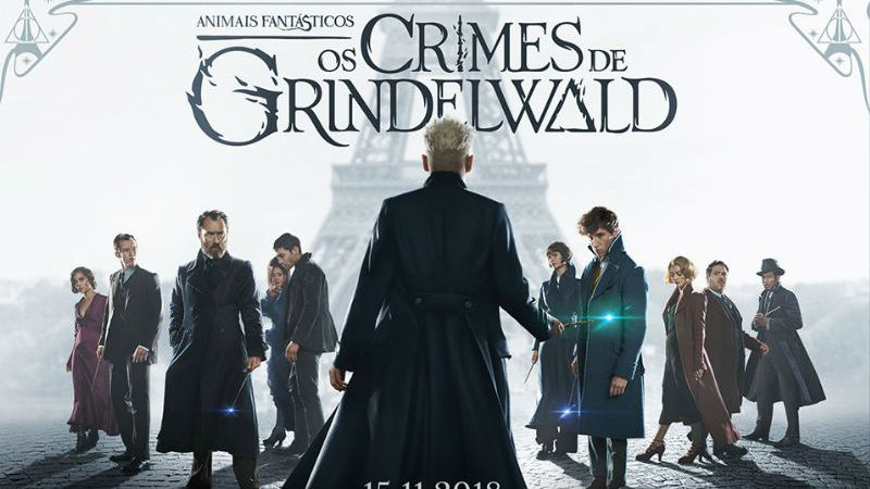 Crítica | Animais Fantásticos: Os Crimes de Grindewald