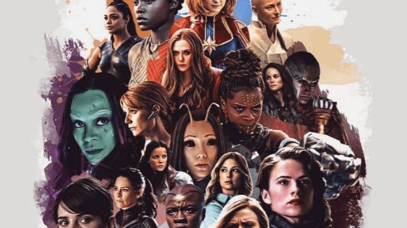 Girl power em Vingadores: Ultimato