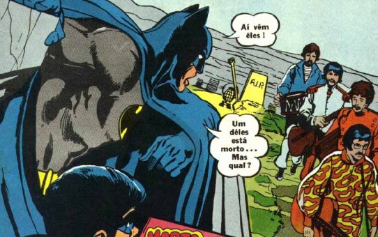 A Nostalgia Era Melhor Antigamente: Batman - Morto... Até Prova em Contrário