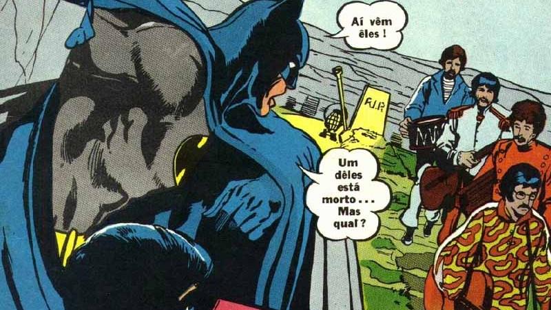 A Nostalgia Era Melhor Antigamente: Batman – Morto… Até Prova em Contrário