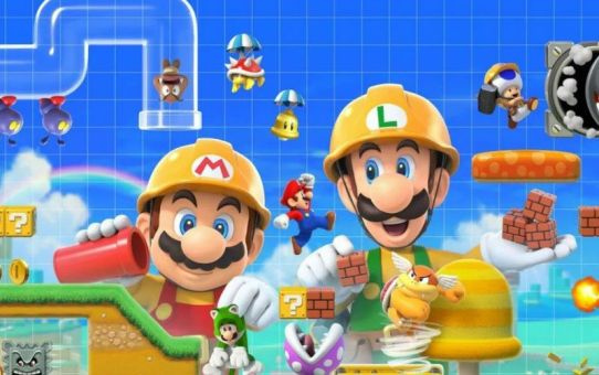 Review | Super Mario Maker 2