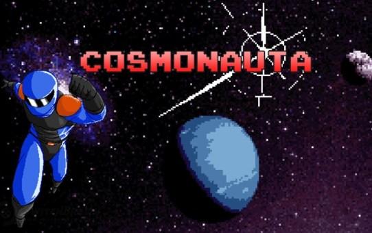 Review   Cosmonauta