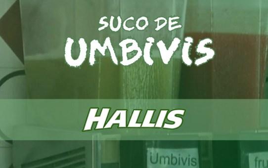 Suco de Umbivis Hallis - Índice de todos os episódios