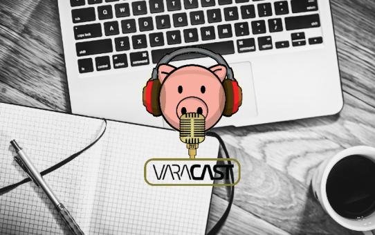 Varacast #64 - As dificuldades de escrever
