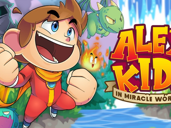 Review | Alex Kidd in Miracle World DX