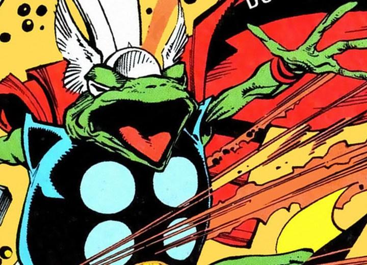 A Nostalgia Era Melhor Antigamente: Thor Coaxa!