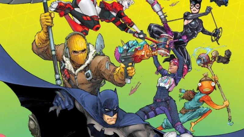 Review HQ | Batman/Fortnite: Ponto Zero