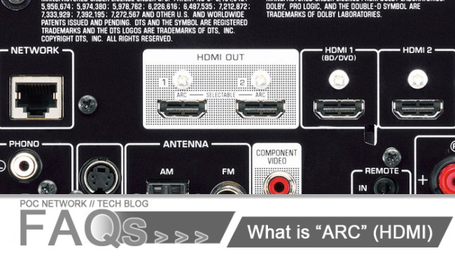 What is Audio Return Channel