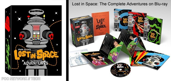 Lost in Space The Complete Adventures