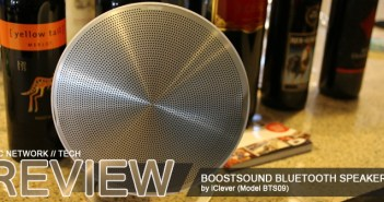 Review: iClever BoostSound BTS09 Bluetooth Speaker
