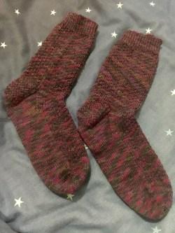 Everest Socks 3