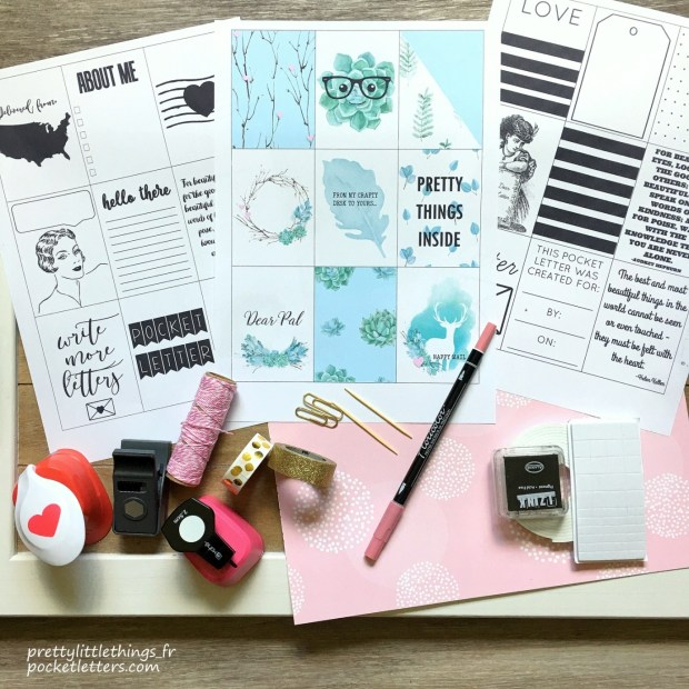 pocket letter printables 9