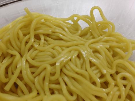 ミニ冷やし中華麺