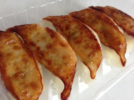 セブンイレブン冷凍餃子