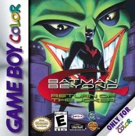 Batman Beyond Return Of The Joker IGN