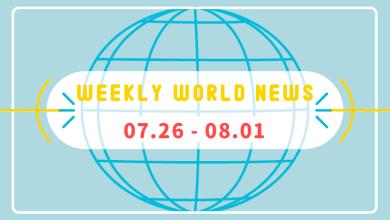 Photo of Weekly World News 07/26 – 08/01