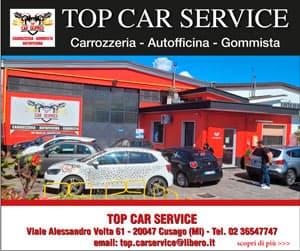 topcar service cusago