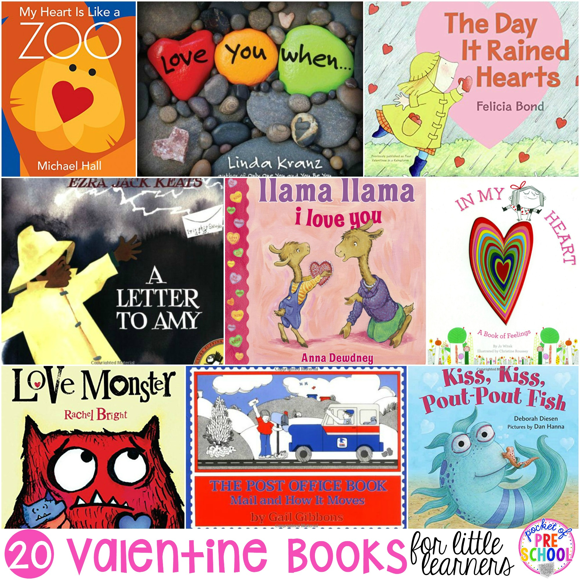 Valentine S Day Books For Little Learners