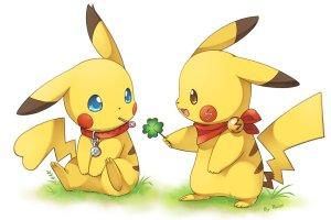 Pikachu Friends