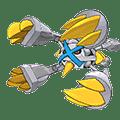 Mega-Metagross Shiny