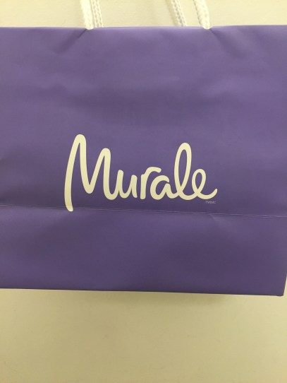 What's in the goody bag?