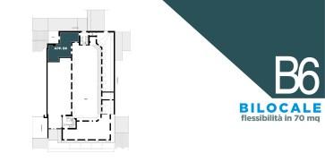 appartemento B6 (doppia pagina)