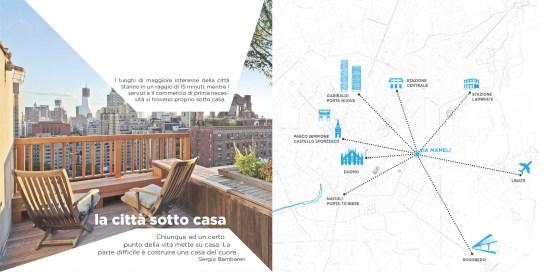 città sotto casa (doppia pagina)