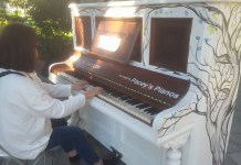 PoCo's Public Piano Project