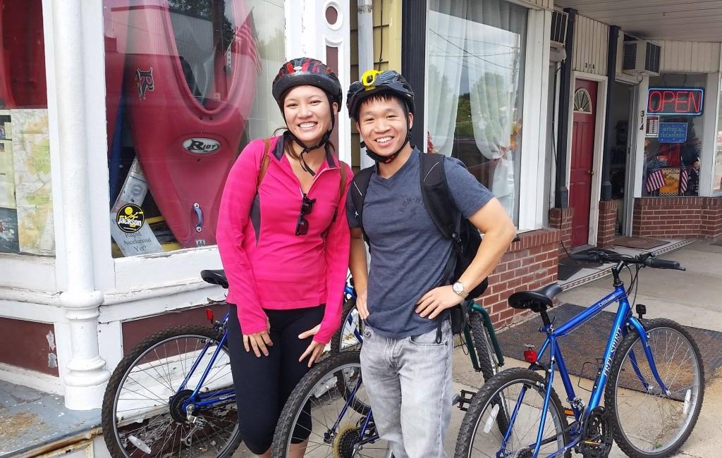 Lehigh Gorge Bike Trail Poconos