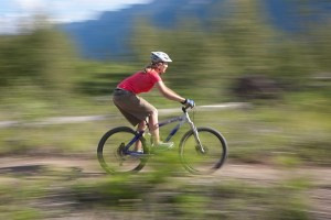 mountain bike trails in the poconos