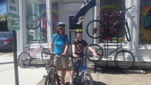 pocono bike rental lehigh gorge rail trail