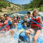 whitewater rafting in the poconos