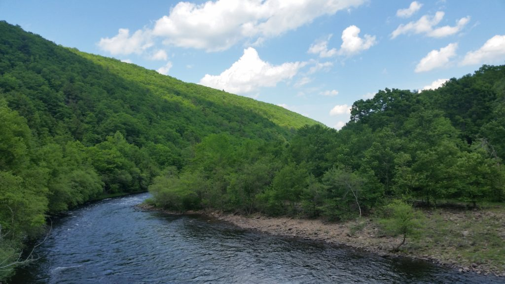 Lehigh Gorge Trail Jim Thorpe Poconos, PA