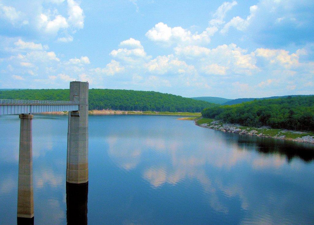 Francis E. Walter Dam - Lehigh Gorge - Poconos