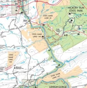 Yoga on the Bike Trail - Event Map