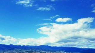 のどかな長野県