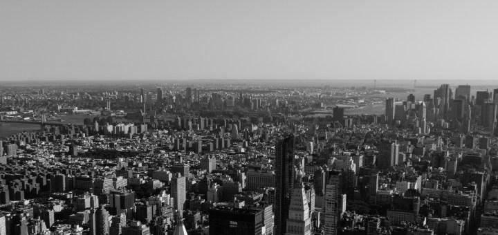 New Jork Skyline - Początkujący Fotograf