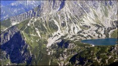 Spojrzenie ze Skrajnego Granatu (2225 m n.p.m.) - 12 sierpnia 2013
