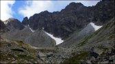 Widok z Doliny Pańszczycy - 8 lipca 2013